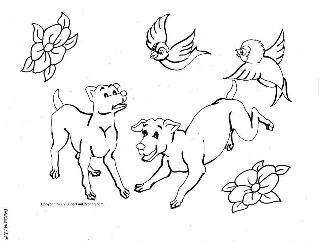 302 dibujos de Perros para colorear | Oh Kids | Page 12