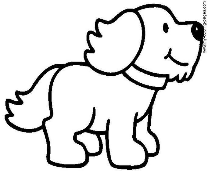 302 Dibujos De Perros Para Colorear Oh Kids Page 21