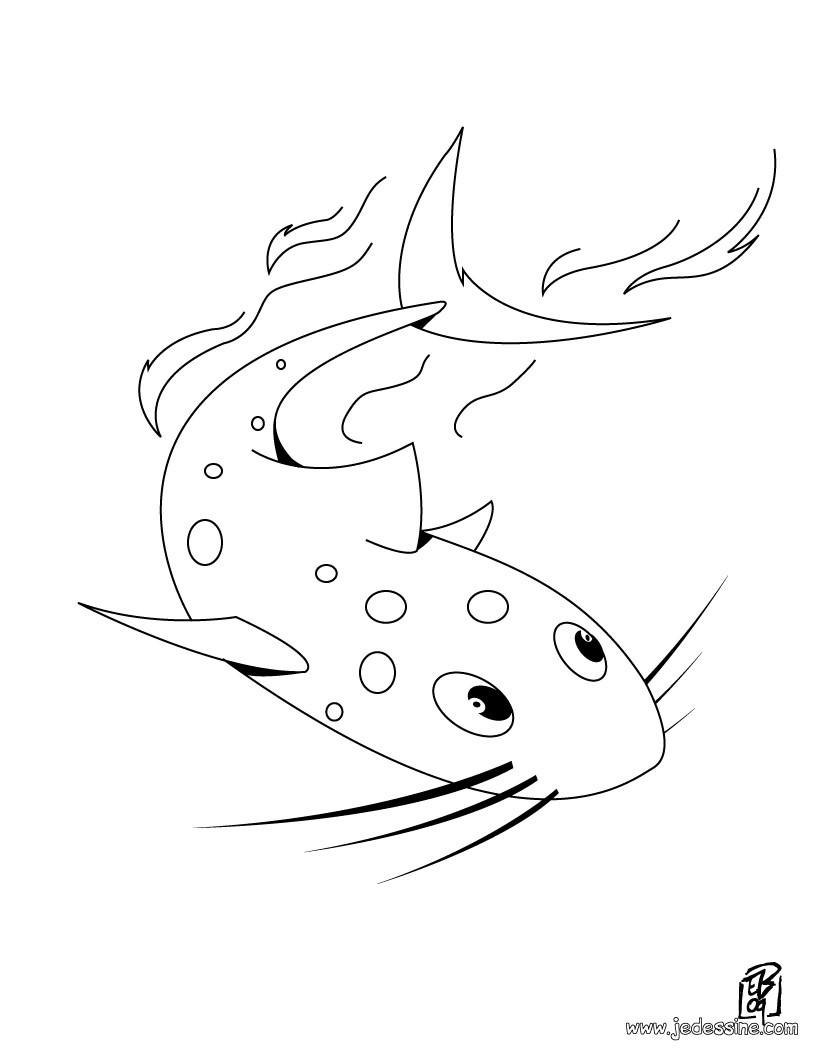 106 dibujos de Pescado para colorear   Oh Kids   Page 6
