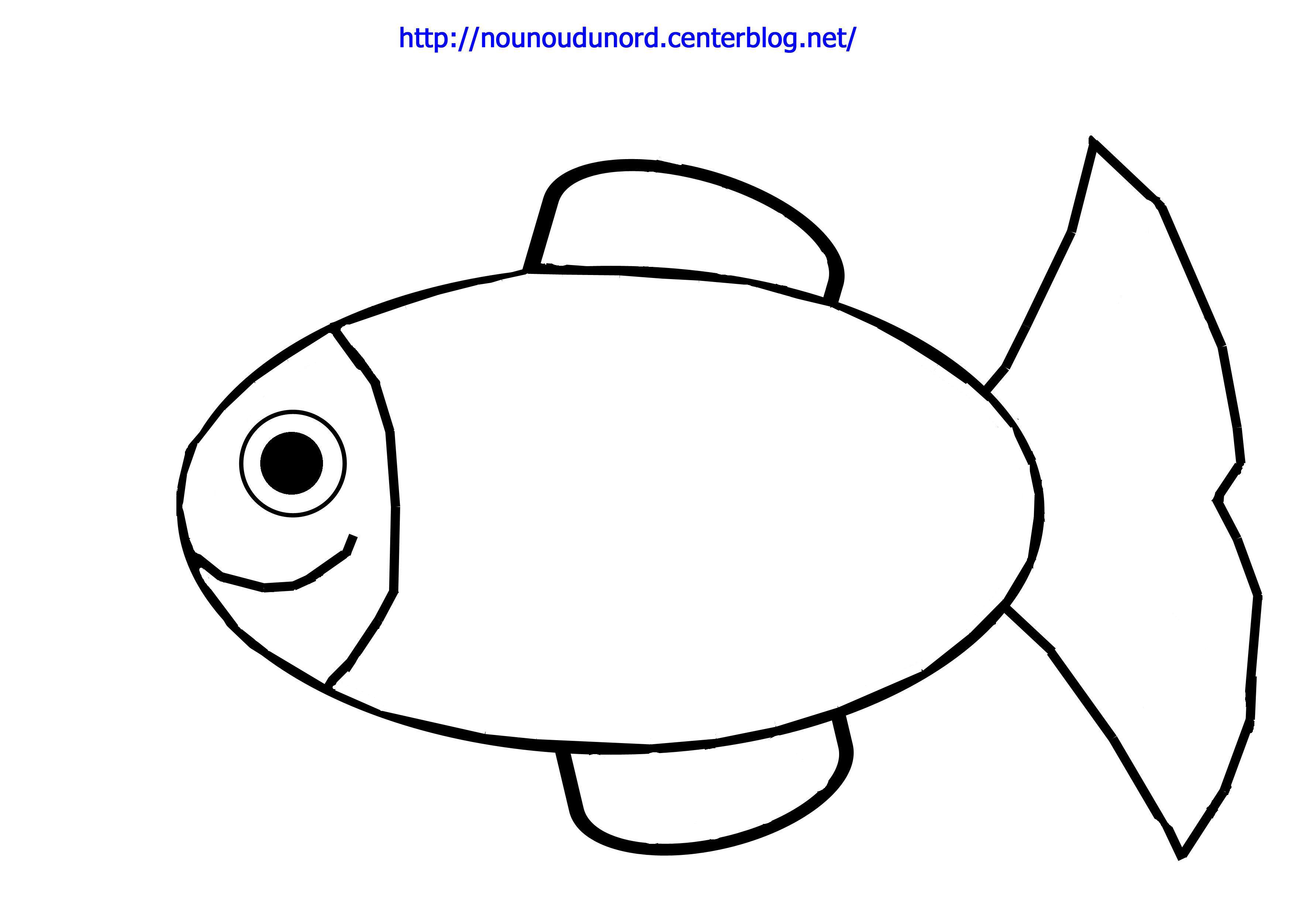 106 dibujos de Pescado para colorear | Oh Kids | Page 10