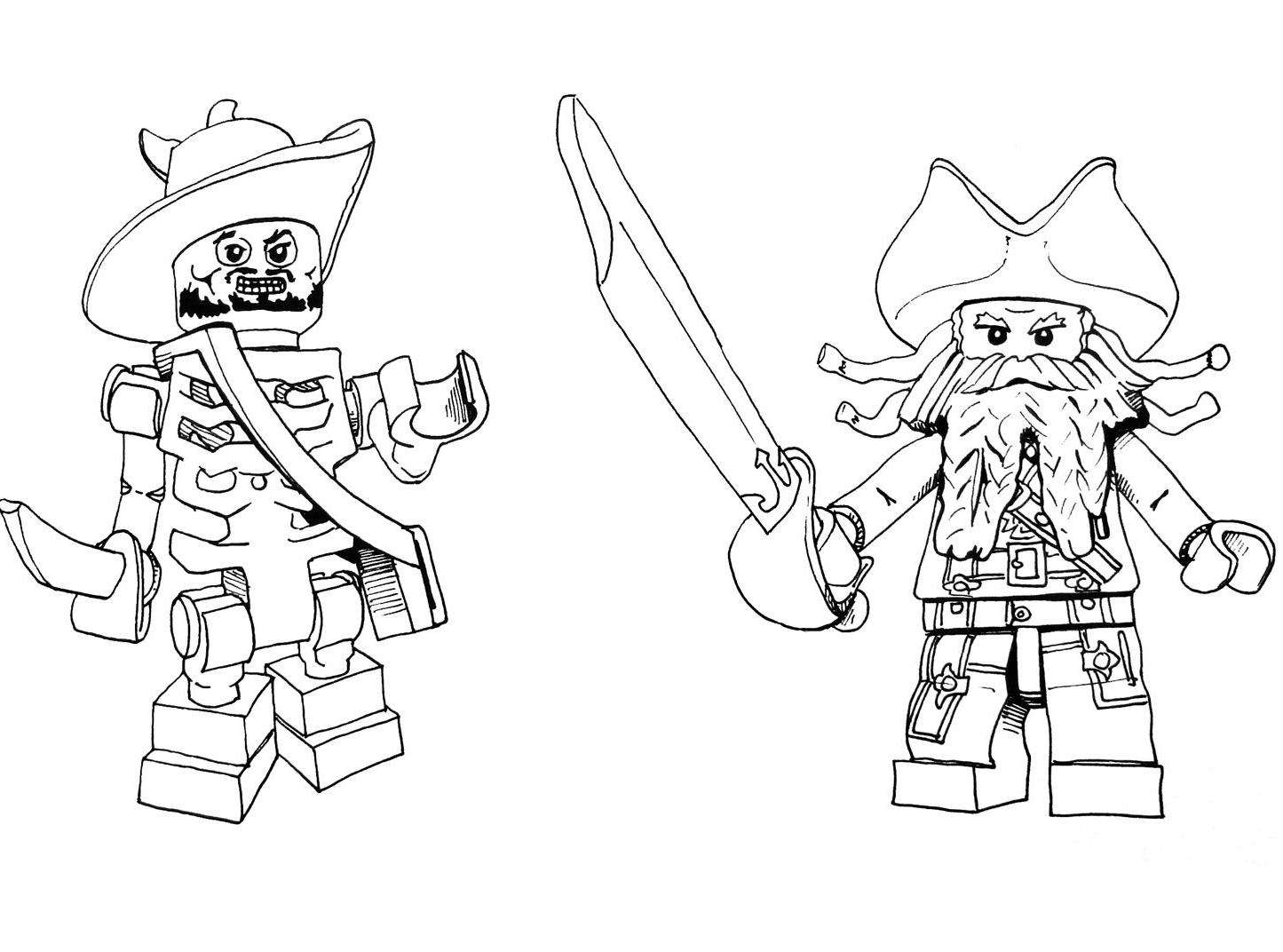 209 dibujos de Piratas para colorear | Oh Kids | Page 11
