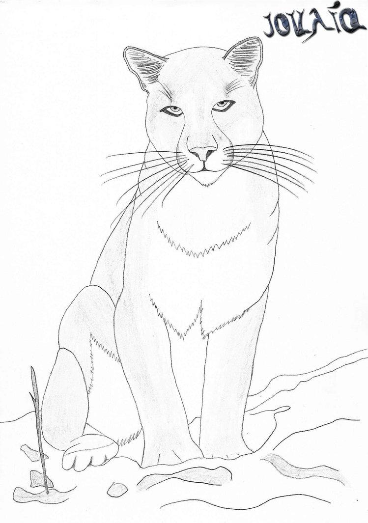Magnífico Páginas Para Colorear De Tigres Y Leones Motivo - Dibujos ...