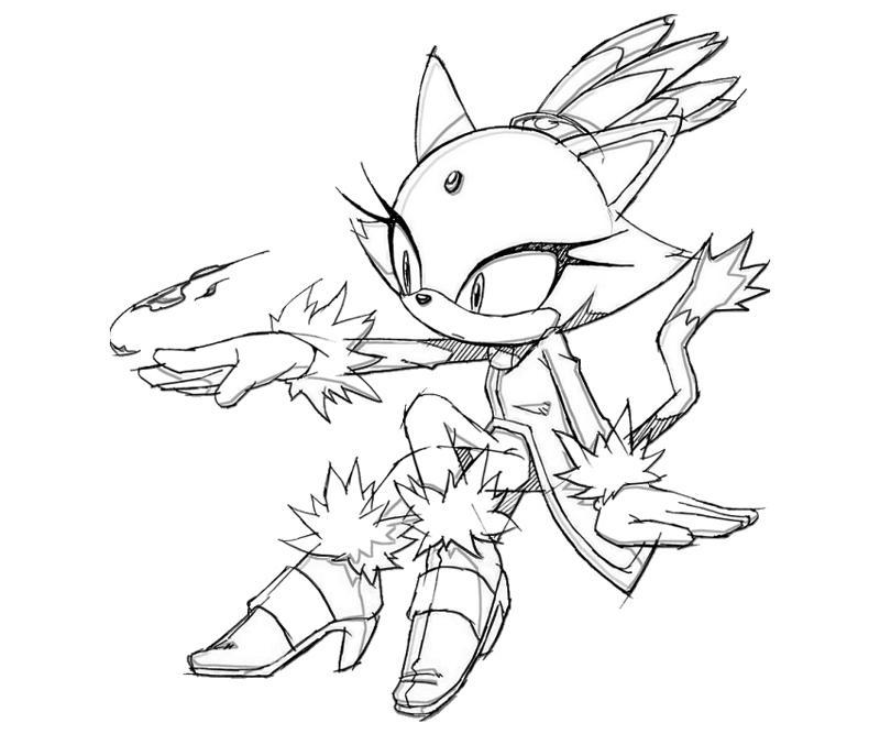 97 dibujos de Sonic para colorear   Oh Kids   Page 1