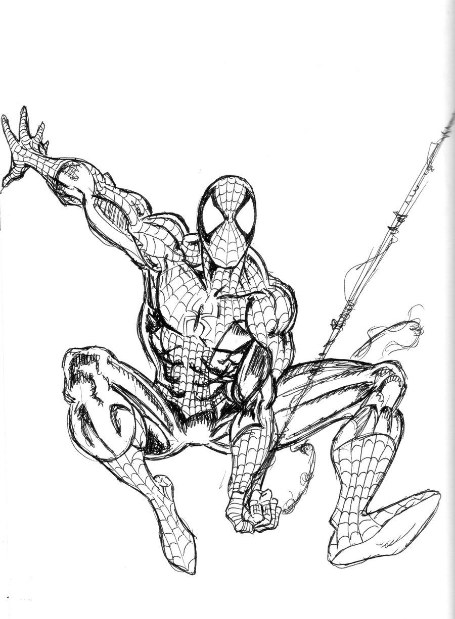 167 dibujos de Spiderman para colorear | Oh Kids | Page 2