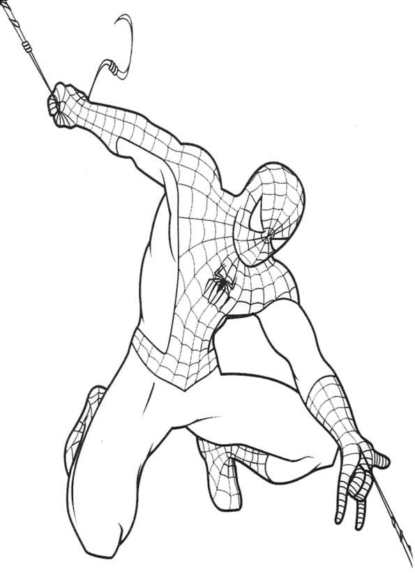 167 dibujos de Spiderman para colorear   Oh Kids   Page 5