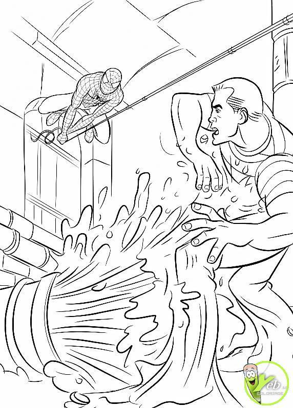 167 Dibujos De Spiderman Para Colorear Oh Kids Page 8