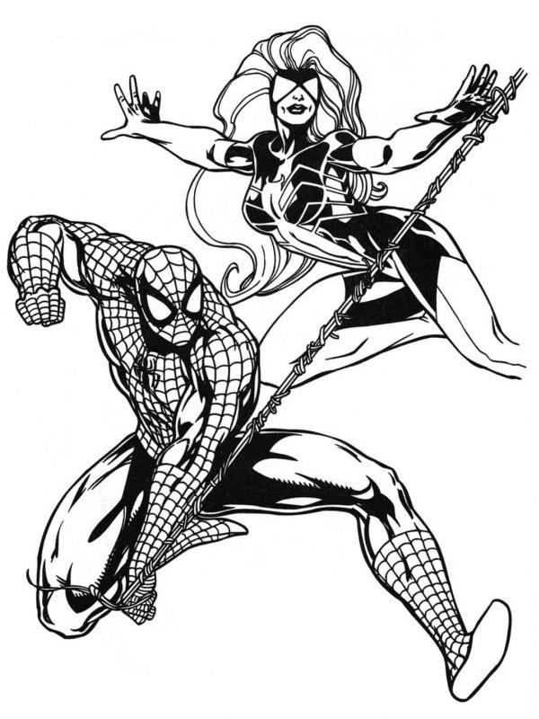 167 Dibujos De Spiderman Para Colorear Oh Kids Page 17