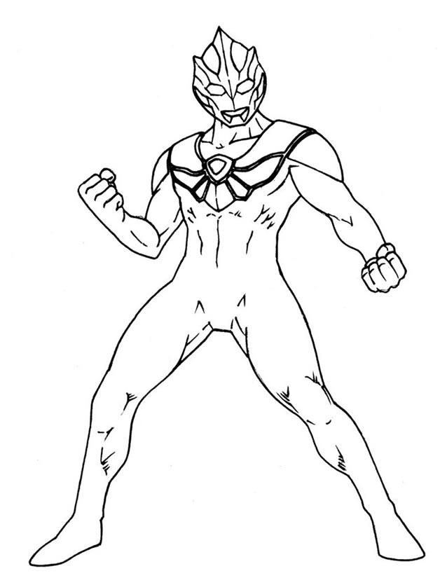 171 dibujos de Superhéroes para colorear | Oh Kids | Page 6