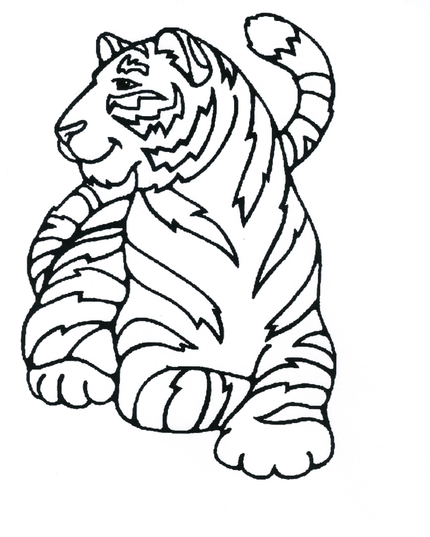72 dibujos de tigres para colorear oh kids page 1. Black Bedroom Furniture Sets. Home Design Ideas