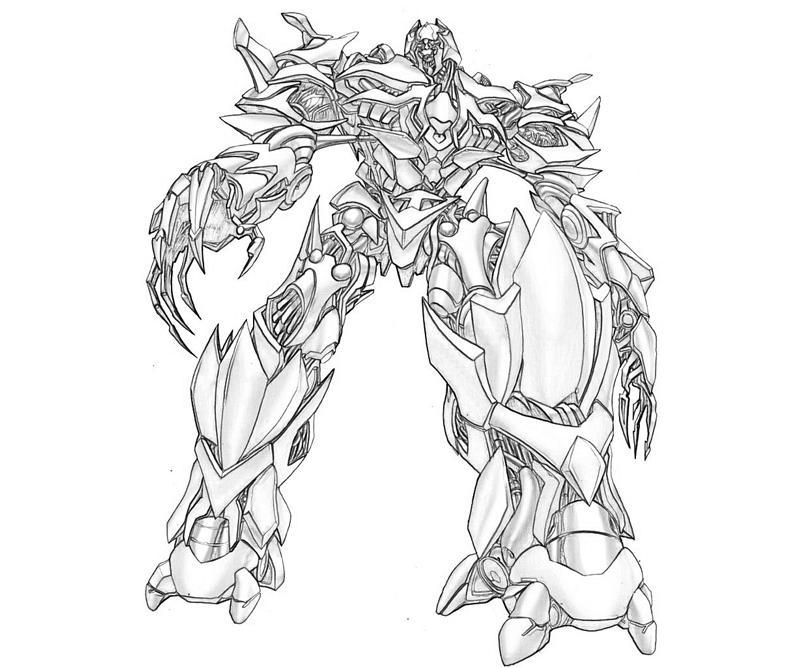135 Dibujos De Transformers Para Colorear Oh Kids Page 3
