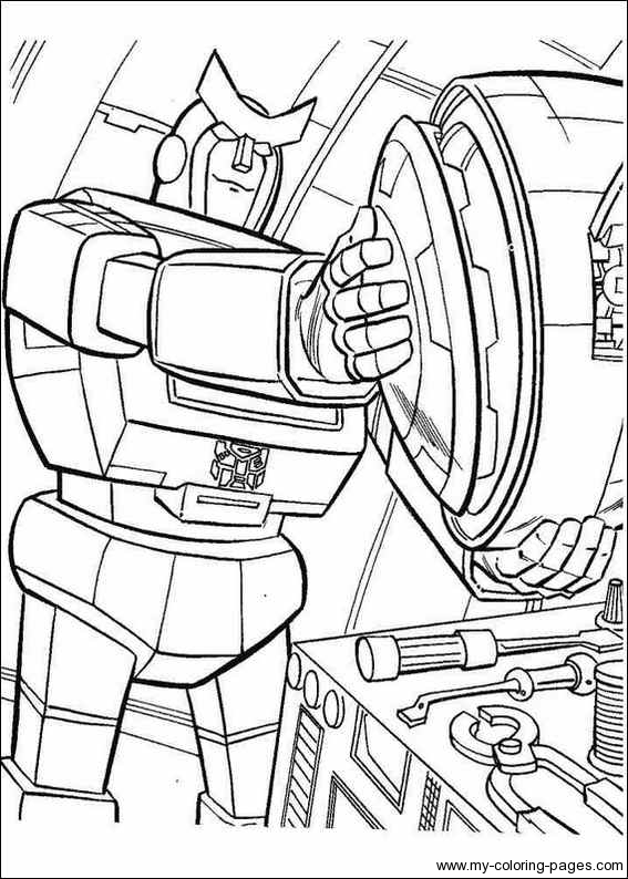 135 dibujos de Transformers para colorear   Oh Kids   Page 4
