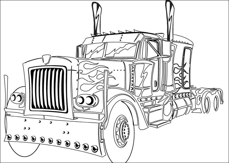 135 Dibujos De Transformers Para Colorear Oh Kids Page 11