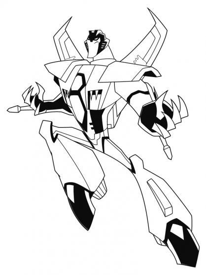 135 Dibujos De Transformers Para Colorear Oh Kids Page 13