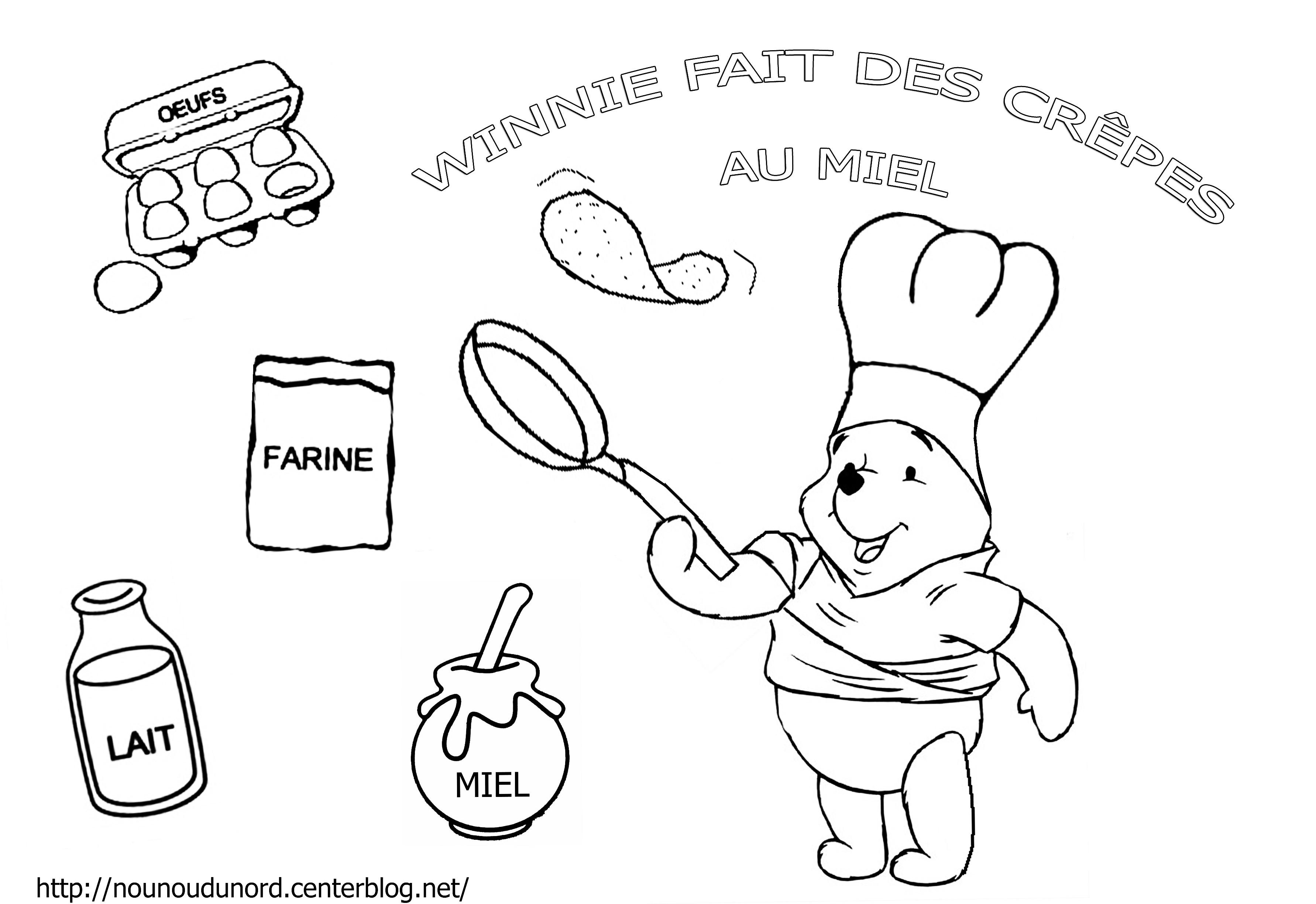 103 dibujos de Winnie the pooh para colorear | Oh Kids | Page 2