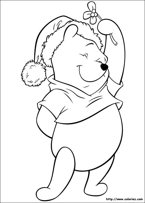 103 dibujos de Winnie the pooh para colorear | Oh Kids | Page 5