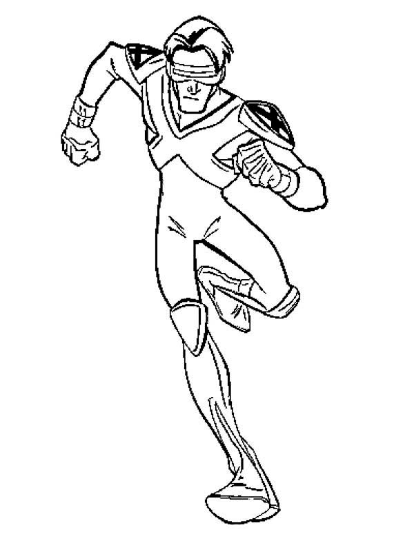 X Men Coloring Pages Cyclops. X-men 3 coloring pages - Hellokids.com ...