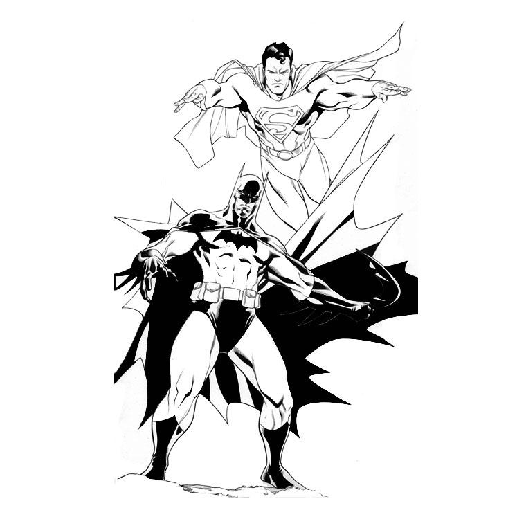 310 dibujos de Batman para colorear | Oh Kids | Page 23