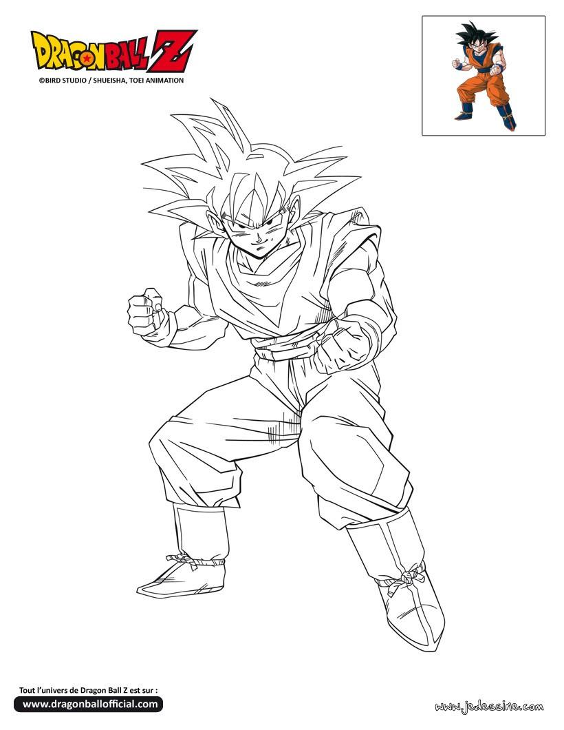 112 dibujos de Dragon ball z para colorear | Oh Kids | Page 5