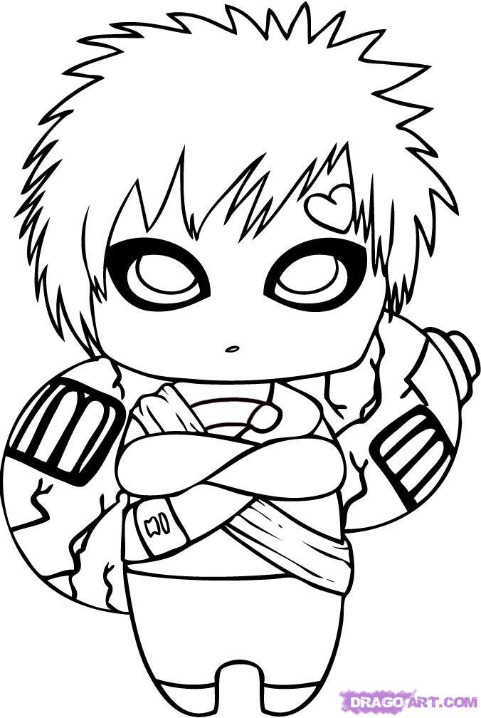 133 dibujos de Naruto para colorear   Oh Kids   Page 2