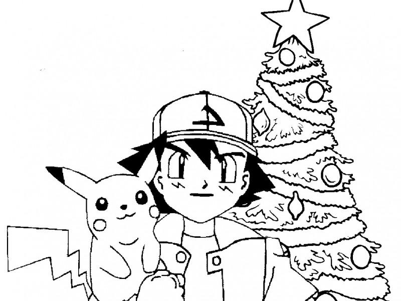 81 dibujos de Pikachu para colorear   Oh Kids   Page 5