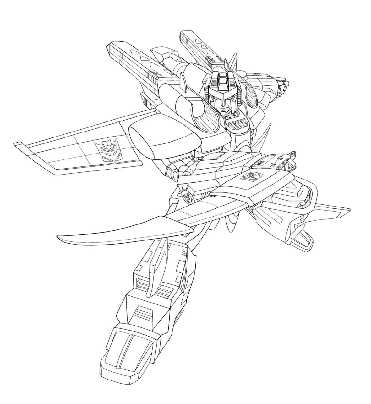 135 dibujos de Transformers para colorear | Oh Kids | Page 5
